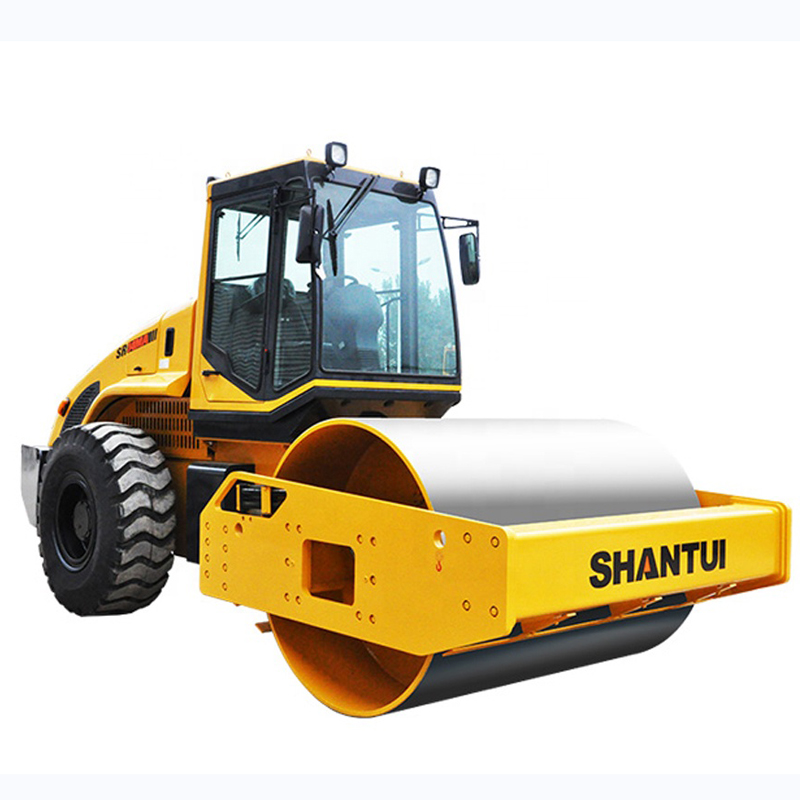 Neuer Sr14mA 14tons Mechanical Single Drum Shantui Road Roller